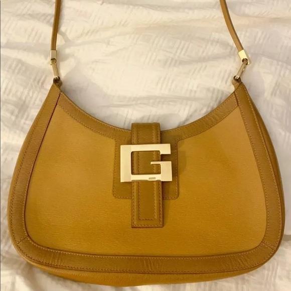 Gucci Handbags - Brown vintage Gucci purse